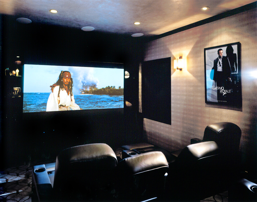 Home Theaters 11